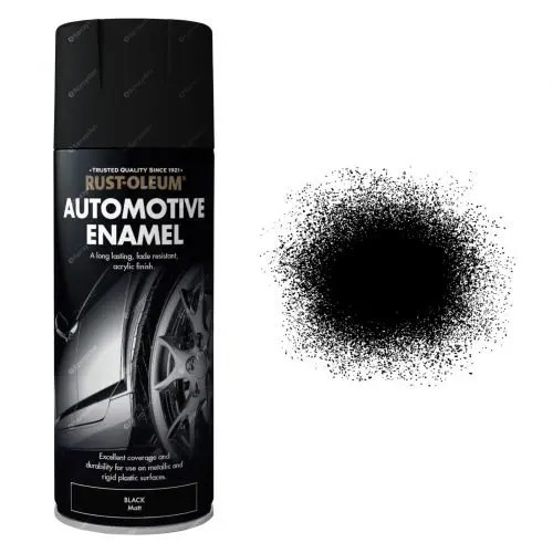 Black Matt Automotive Sprayster