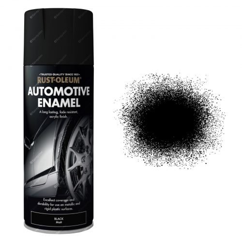 Black Matt Automotive Sprayster