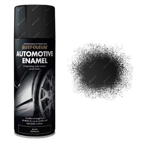 Black Pearlescent Automotive Sprayster