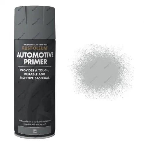 AutoMotive Grey Primer Matt