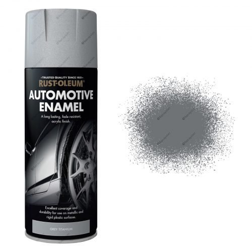 AutoMotive Grey Titanium Gloss