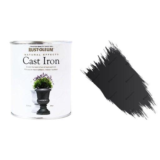 Rust-Oleum-All-Surface-Self-Primer-Paint-Natural-Effects-Cast-Iron-Matt