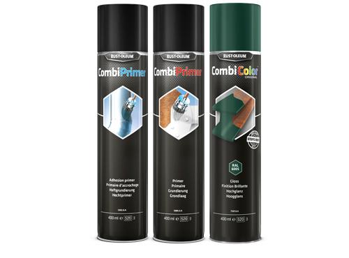 CombiColor® Metal paint aerosols