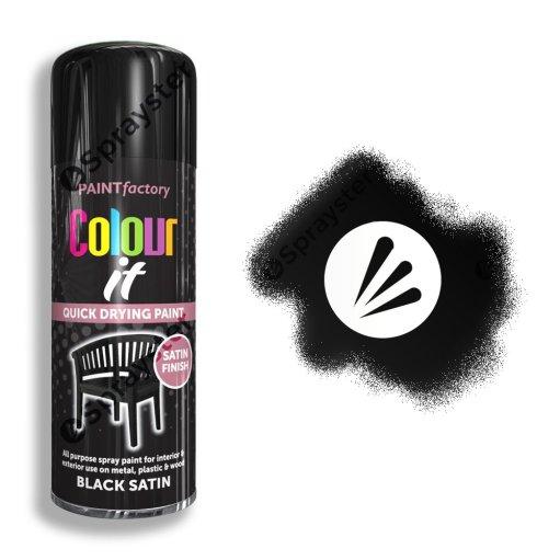 Paint-Factory-Multi-Purpose-Colour-It-Spray-Paint-Black-Satin-Sprayster-Watermark