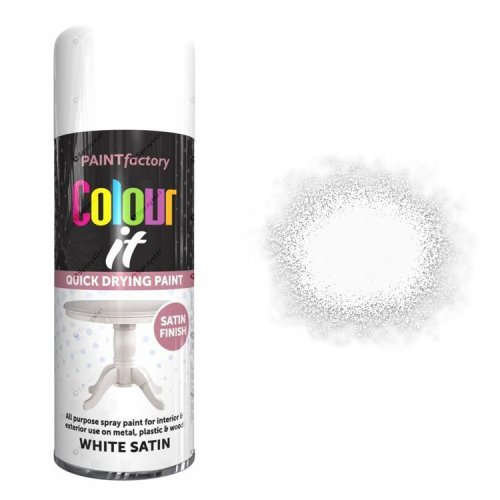 x1-Paint-Factory-Multi-Purpose-Colour-It-Spray-Paint-400ml-White-Satin