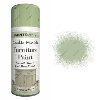 x1-Paint-Factory-Multi-Purpose-Chalk-Spray-Paint-400ml-Summer-Sage-Matt