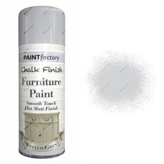 x1-Paint-Factory-Multi-Purpose-Chalk-Spray-Paint-400ml-Winter-Grey-Matt
