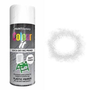x1-Paint-Factory-Multi-Purpose-Colour-It-Spray-Paint-400ml-Plastic-Primer-Matt