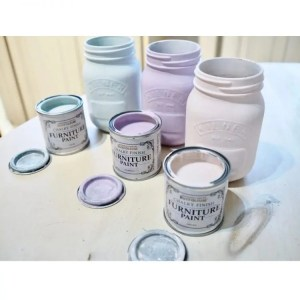 China-Rose-Chalky-Paint-Sprayster-Finish