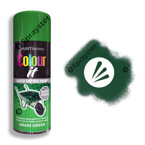 Green Spray Paint & Brush Paint Archives - Sprayster
