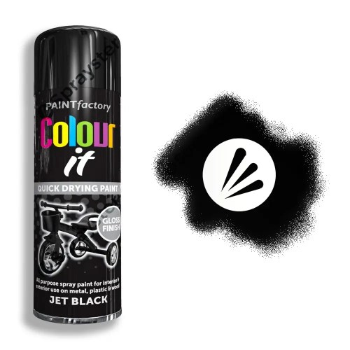 Paint-Factory-Multi-Purpose-Colour-It-Spray-Paint-250ml-Jet-Black-Gloss-Sprayster-Watermark