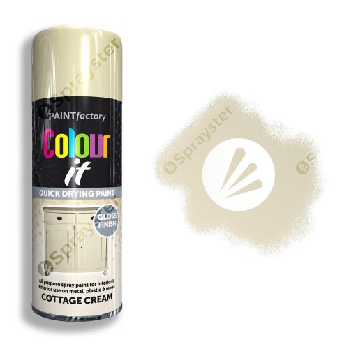 Paint-Factory-Multi-Purpose-Colour-It-Spray-Paint-Cottage-Cream-Gloss-Sprayster-Watermark