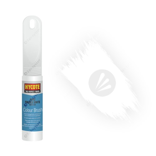 Hycote-Ford-Frozen-White-XCFD731-Brush-Paint