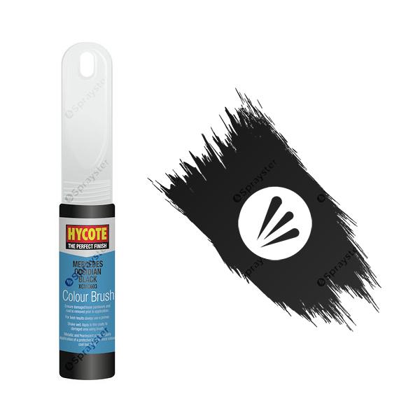 Hycote-Mercedes-Obsidian-Black-XCMC603-Brush-Paint