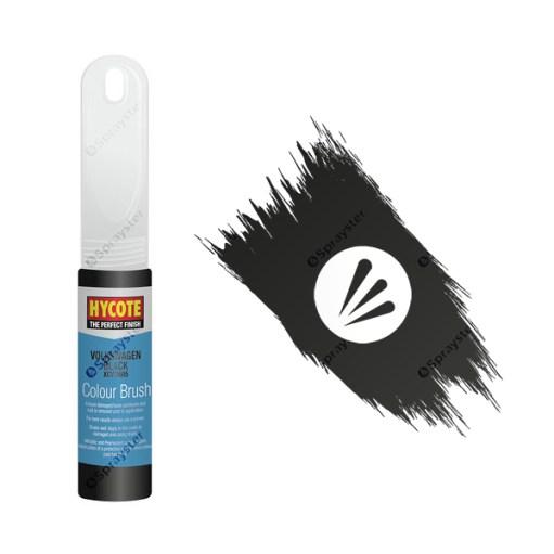 Hycote-Volkswagen-Black-XCVW605-Brush-Paint