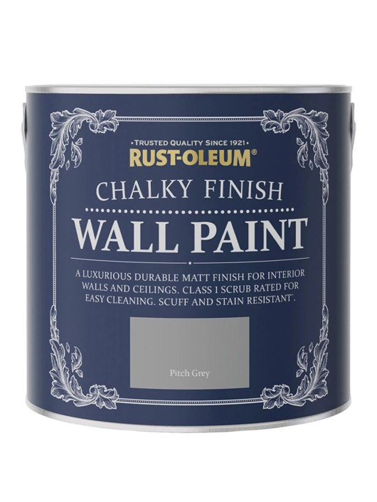 Rust-Oleum Chalky Pitch Grey