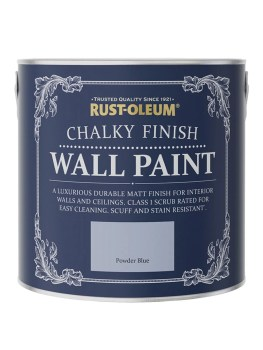 Rust-Oleum Chalky Powder Blue