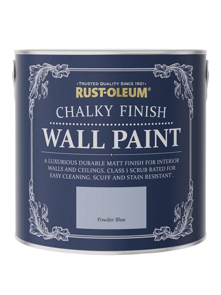 Rust-Oleum Chalky Powder Blue