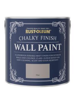 Rust-Oleum Chalky Flint