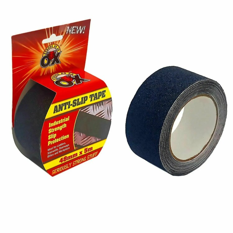 Anti-Slip Black Tape