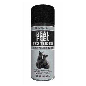 Real Feel Coal Black Image