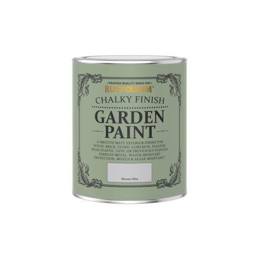 Rust-Oleum Chalky Garden Paint Monaco Mist Matt 750ml