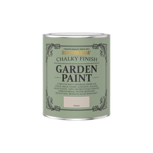 Rust-Oleum Chalky Garden Paint Hessian Matt 750ml