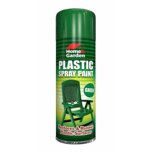 Home-&-Garden-Plastic-Spray-Paint-Green
