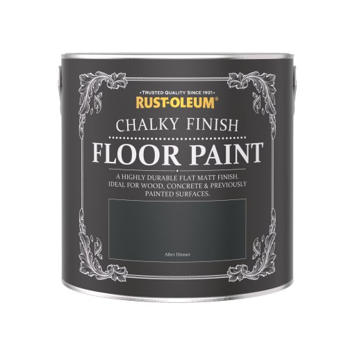 Chalky Floor Paint After Dinner 2.5L