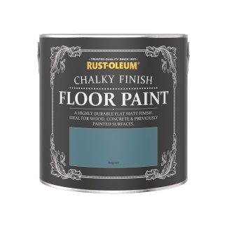 Rust-Oleum Chalky Floor Paint Belgrave Matt 2.5L