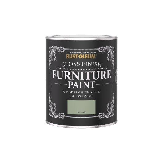 Rust-Oleum Gloss Furniture Paint Bramwell 750ml