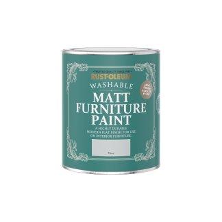 Rust-Oleum Matt Furniture Paint Dove 750ml