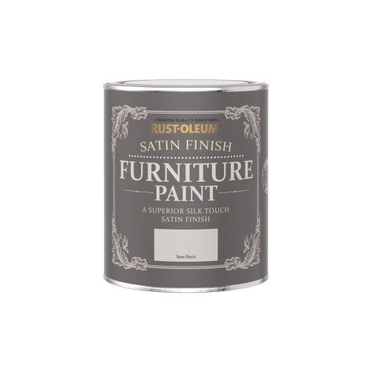 Rust-Oleum Satin Furniture Paint Bare Birch 750ml