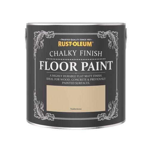 Rust-Oleum Chalky Floor Paint Featherstone Matt 2.5L