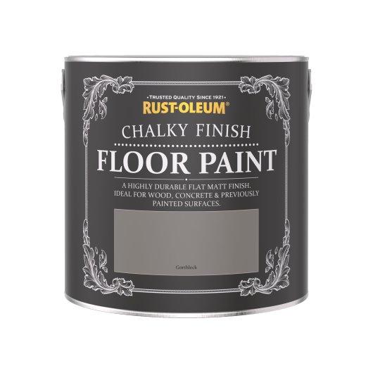 Rust-Oleum Chalky Floor Paint Gorthleck Matt 2.5L