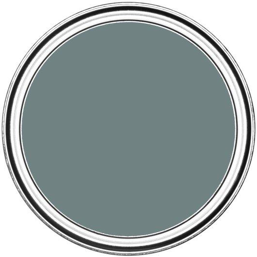Rust-Oleum Chalky Floor Paint Gresham Blue Matt 2.5L 3