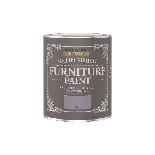 Rust-Oleum Satin Furniture Paint Iris 750ml