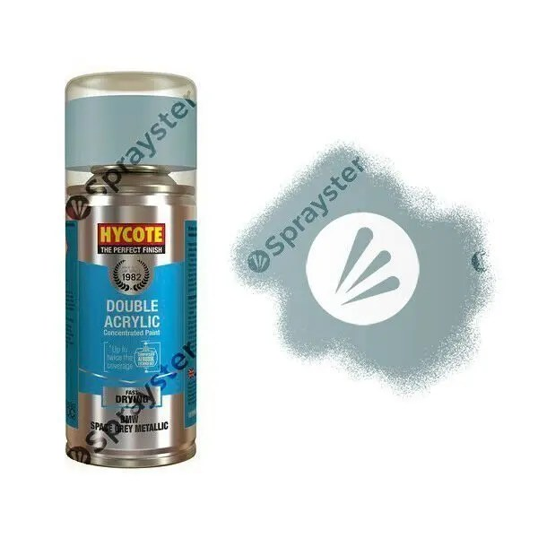 Hycote-BMW-Space-Grey-Metallic-Spray-Paint-Enviro-Can-All-Purpose-XDBM608-333215008295