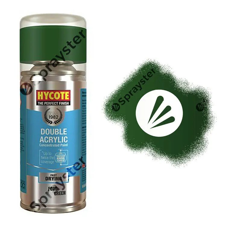 Hycote-Ford-Juice-Green-Pearlescent-Spray-Paint-Enviro-Can-XDFD238-392319773445