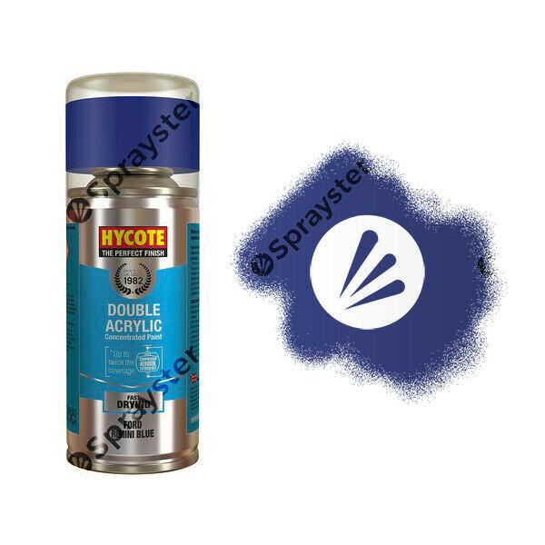 Hycote-Ford-Rimini-Blue-Gloss-Spray-Paint-Enviro-Can-All-Purpose-XDFD244-372696164583