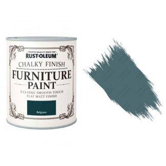 Rust-Oleum-Chalk-Chalky-Furniture-Paint-Chic-Shabby-125ml-Belgrave-Matt-331825010097