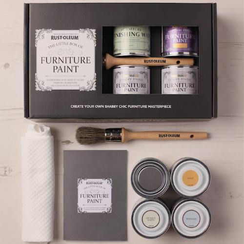 Rust-Oleum-Little-Box-of-Chalk-Chalky-Furniture-Paint-Wax-And-Brush-Starter-Kit-332377871059