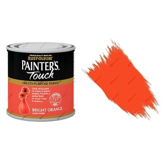Rust-Oleum-Painters-Touch-Multi-Surface-Paint-Bright-Orange-Gloss-250ml-Toy-Safe-372237507968