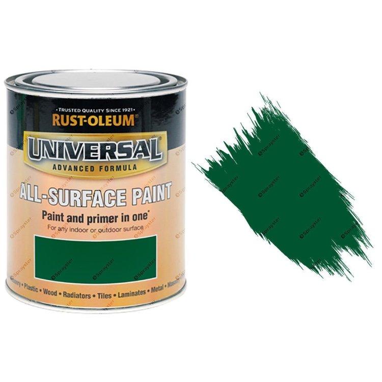 Rust-Oleum-Universal-All-Surface-Self-Primer-Paint-Gloss-Emerald-Green-250ml-332564274625
