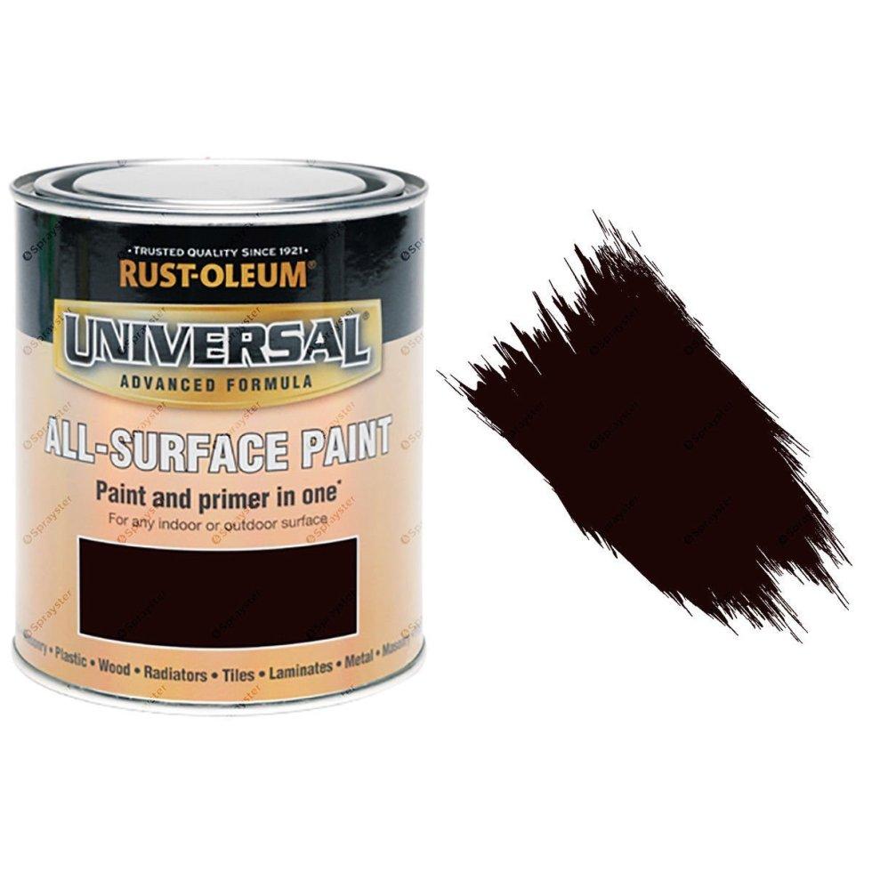 Rust-Oleum-Universal-All-Surface-Self-Primer-Paint-Gloss-Espresso-Brown-250ml-372229925946