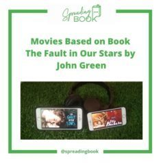 Movies Based on Book The Fault in Our Stars by John Green
