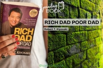 Book Quotes - Featured Image(Rich Dad Poor Dad by Robert T. Kiyosaki)