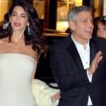 Amal Clooney George Clooney Baby Names
