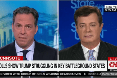 Jake Tapper Paul Manafort