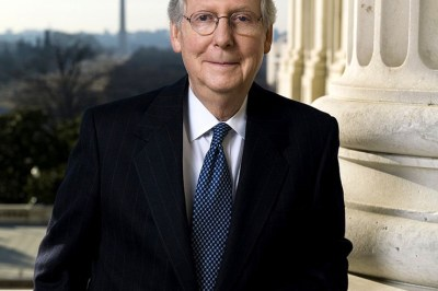 Mitch McConnell: Donald Trump Won't Impact Senate Races
